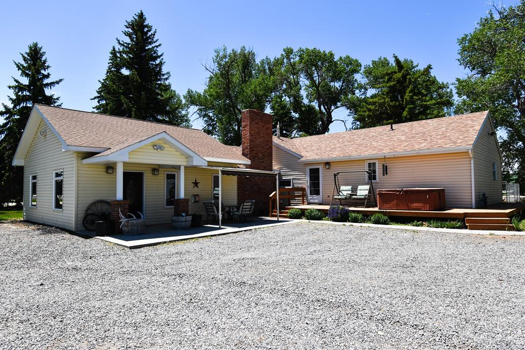 10014683 Powell, WY - Wyoming property for sale