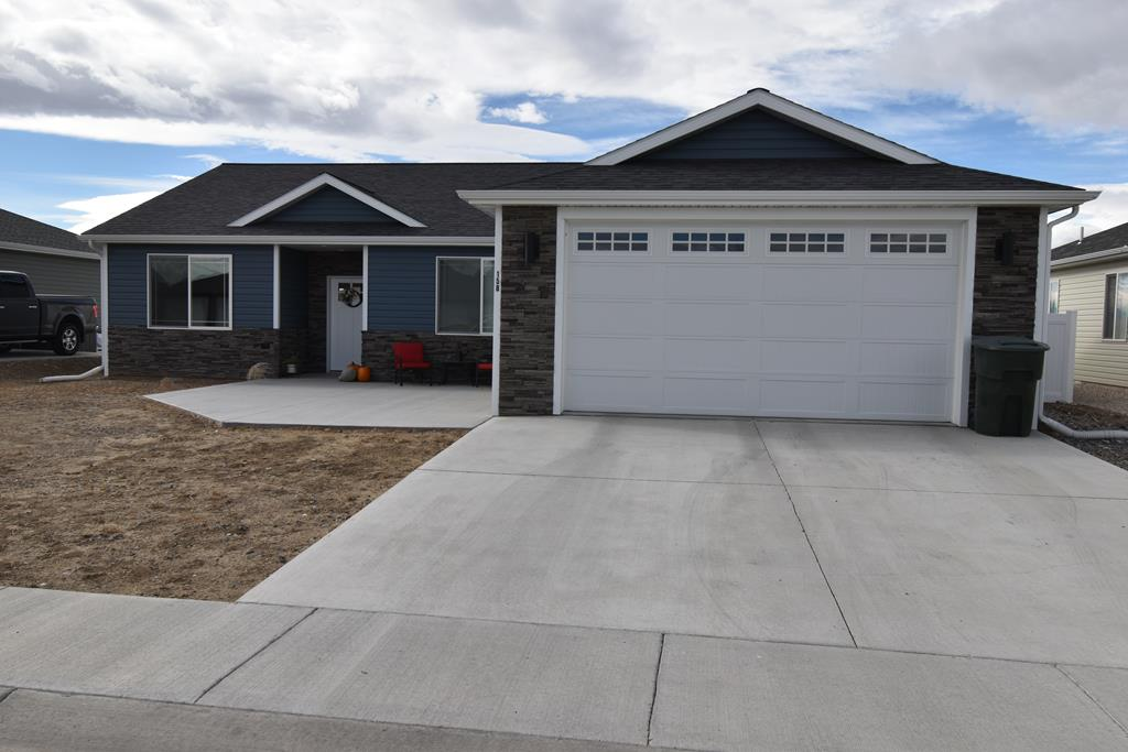 10016222 Powell, WY - Wyoming property for sale