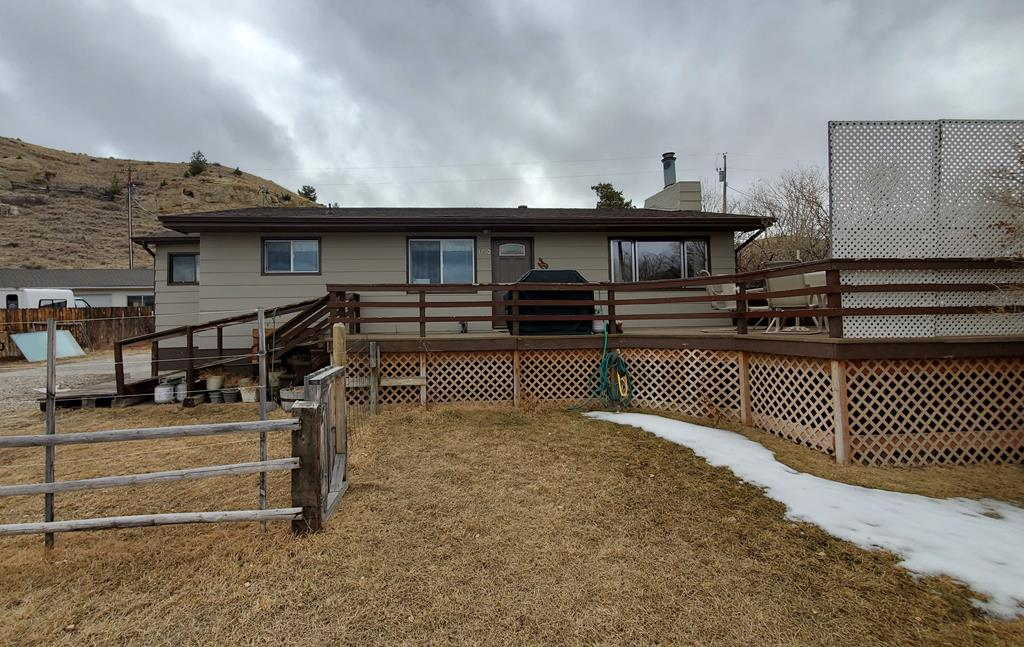 10016651 Meeteetse, WY - Wyoming property for sale